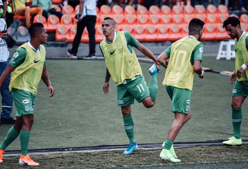 Neyder Moreno, Atlético Nacional, Envigado FC