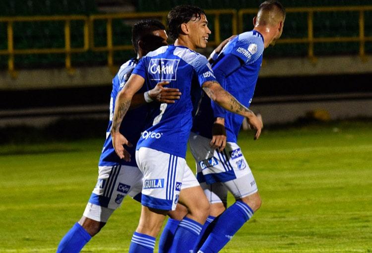 Patriotas Boyacá 2-3 Millonarios FC, Liguilla BetPlay 2020