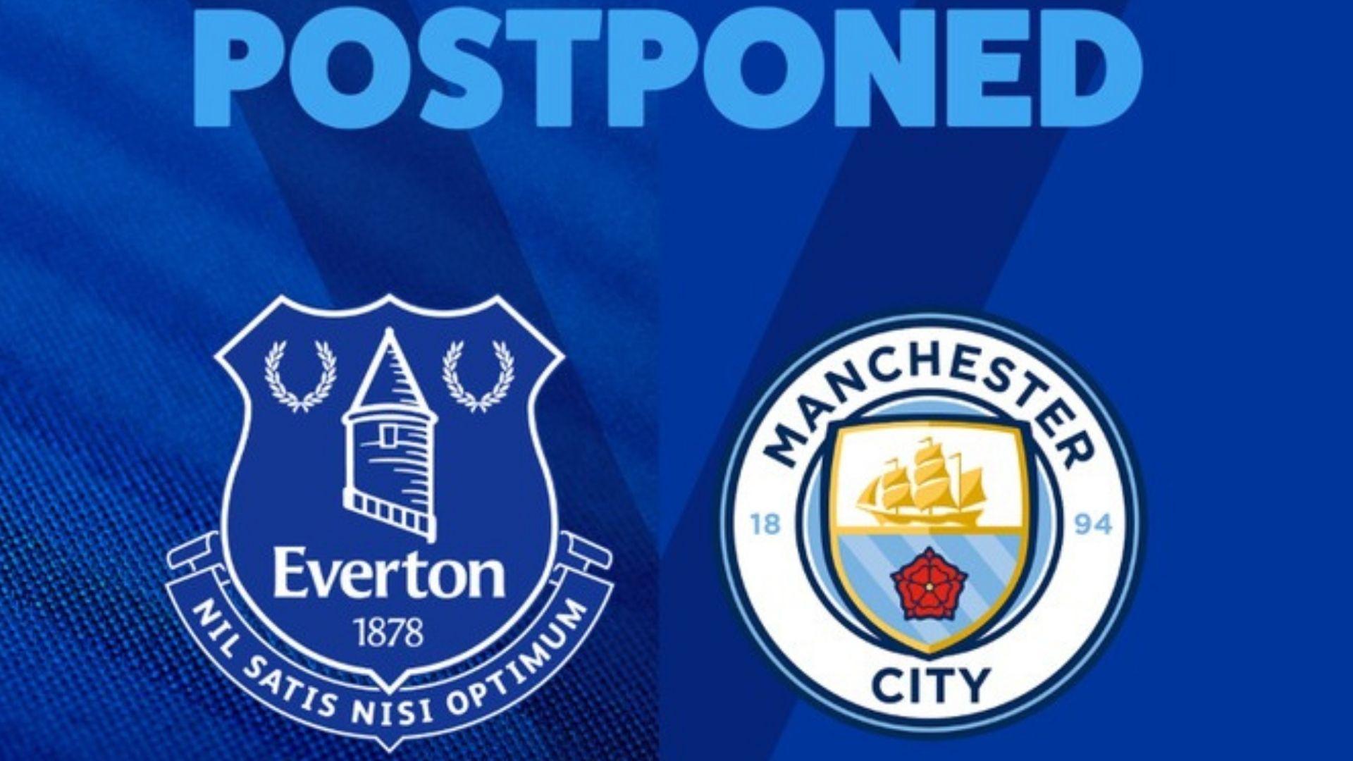 Aplazado el Everton Vs. Manchester City por contagios de COVID-19