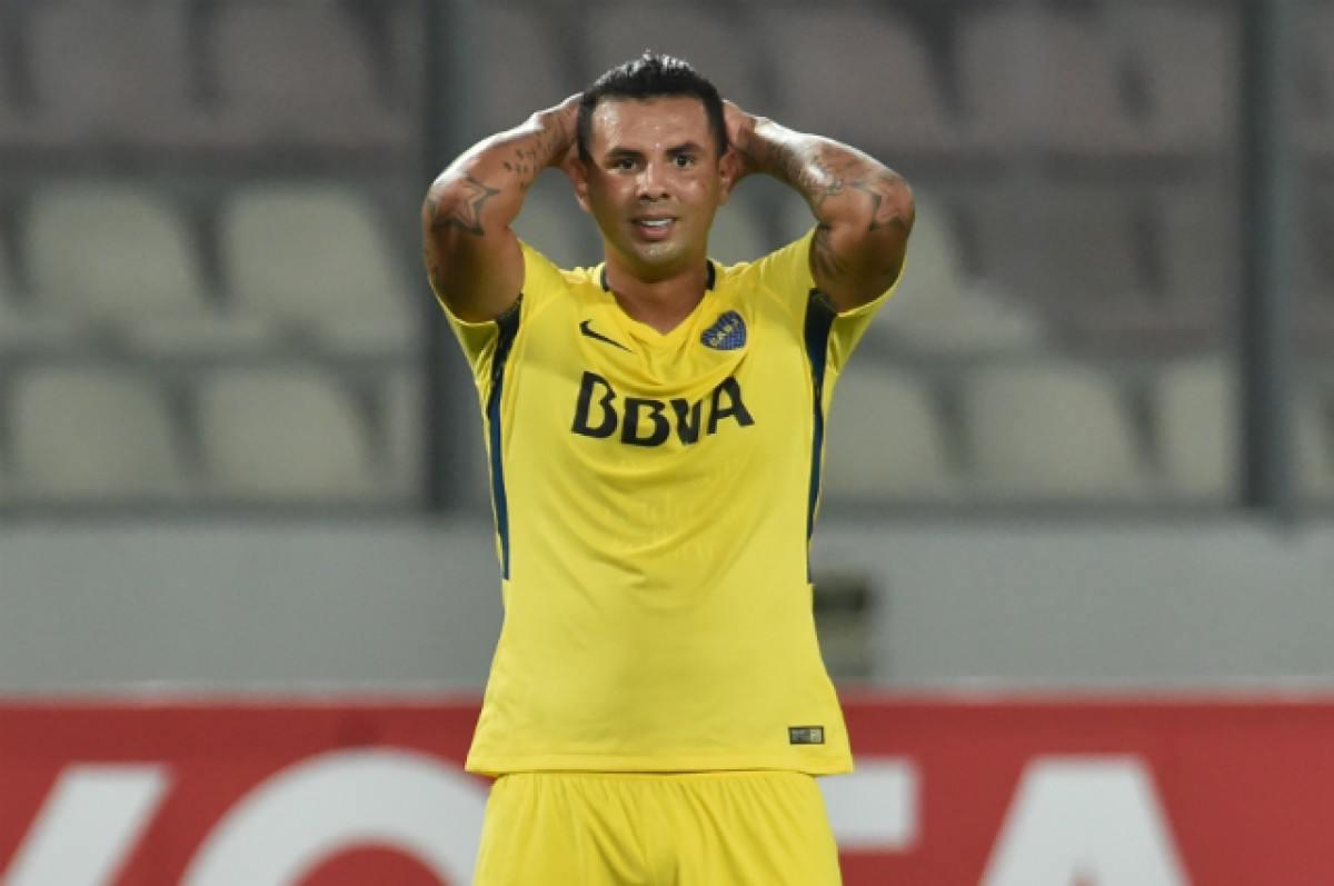 Preocupación en Boca Juniors por ausencia de Edwin Cardona en el entrenamiento