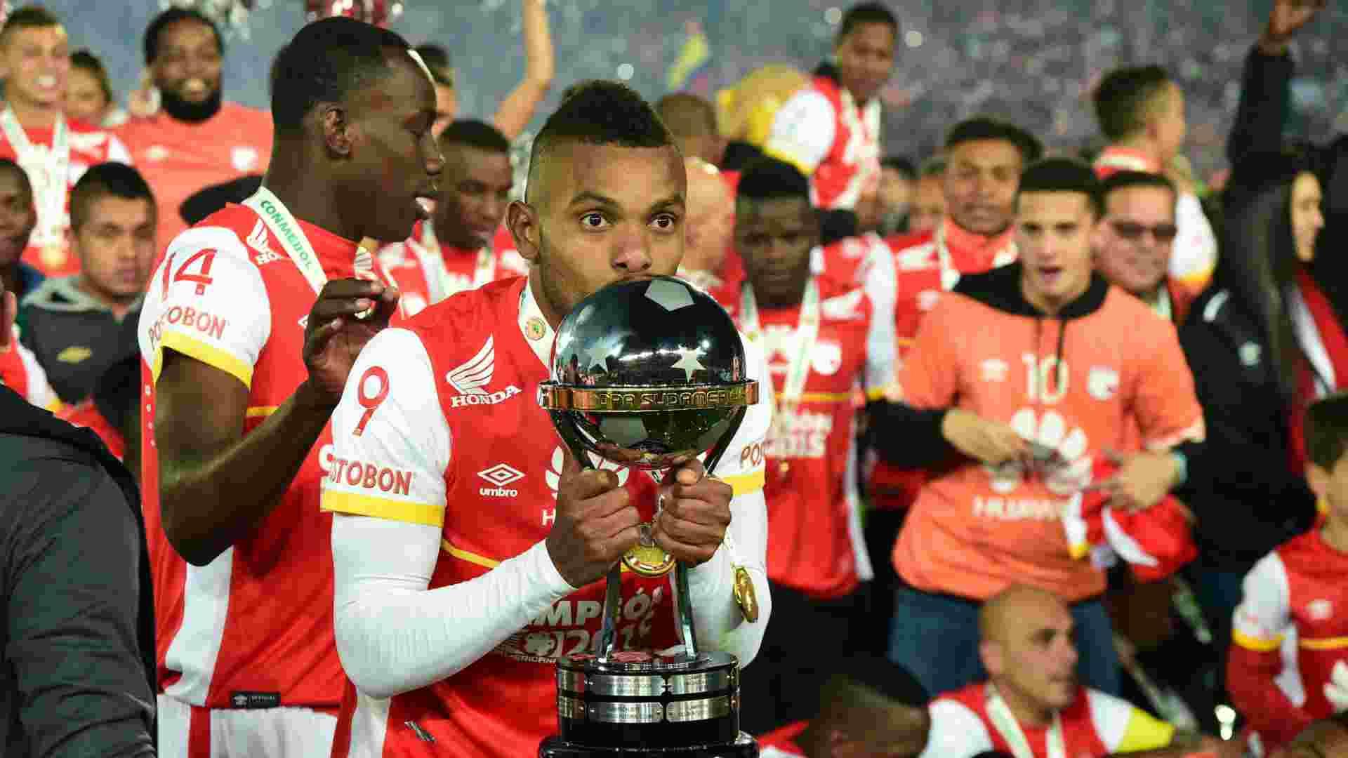 ¿Qué ha pasado con los jugadores campeones de la Sudamericana con Santa Fe?