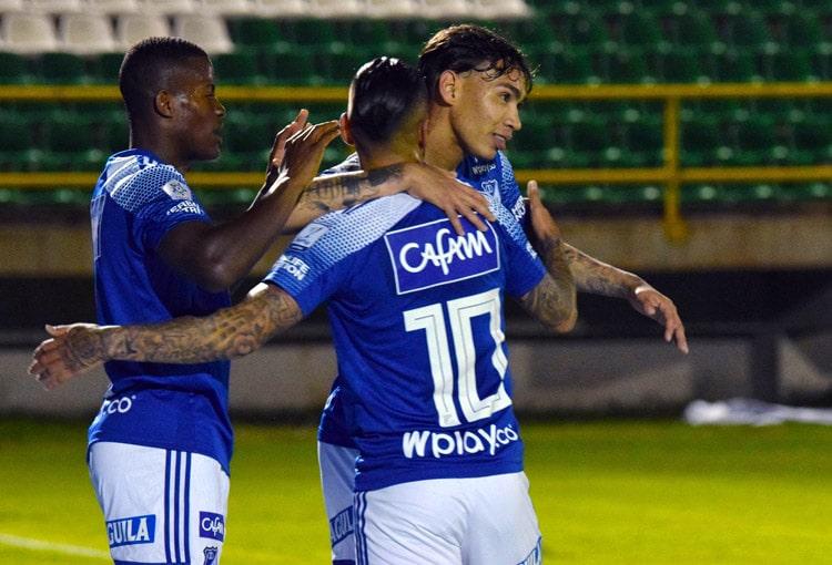 Ricardo Márquez, Millonarios FC, Patriotas Boyacá, Liguilla BetPlay 2020