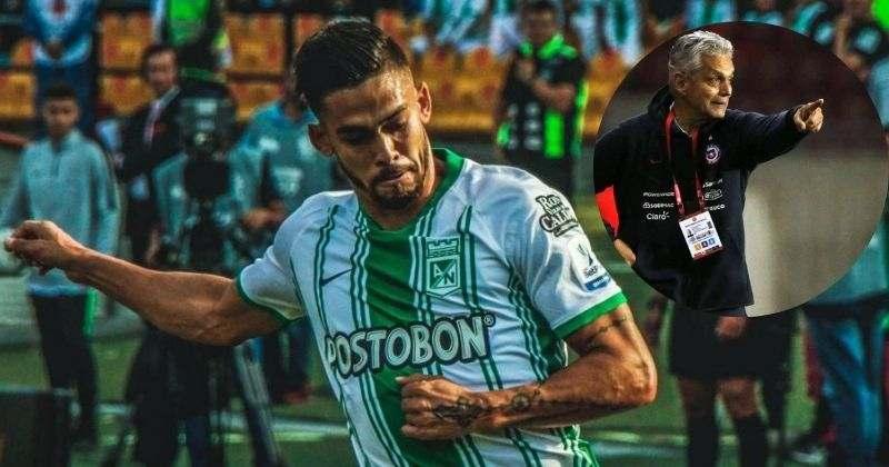 'Rifle' Andrade quiere a Reinaldo Rueda en la Selección Colombia