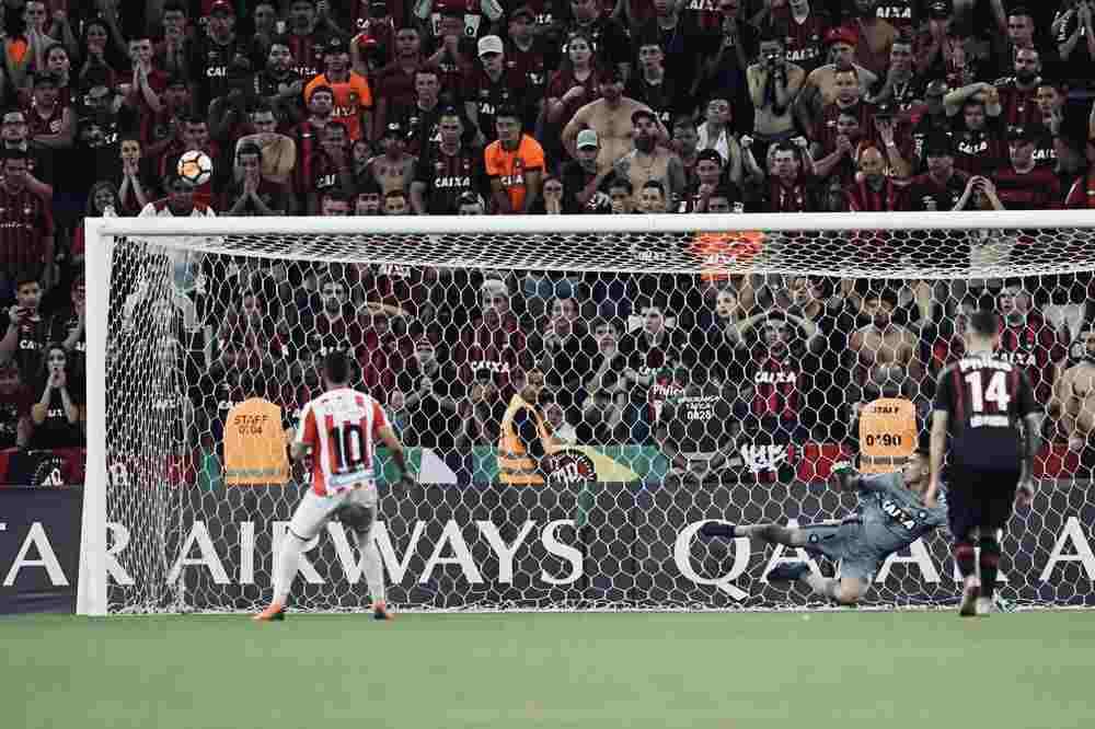 Se cumplen dos años de la final que perdió Junior en Sudamericana y Jarlan Barrera es recordado