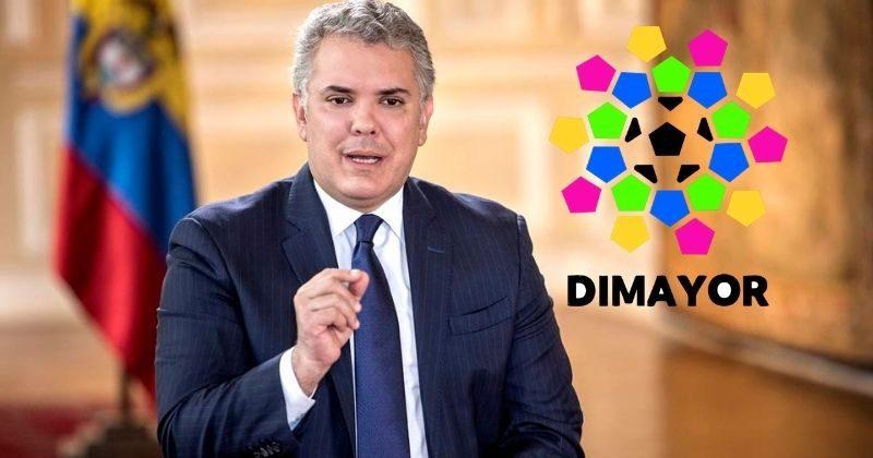 Según Iván Duque, en 2021 el fútbol colombiano tendría Tercera División