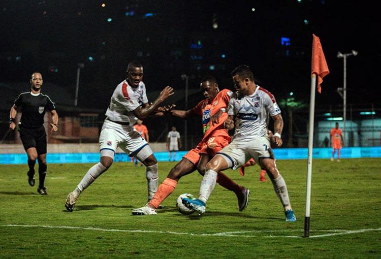 Steven Rodríguez, Guillermo Tegüé, Deportivo Independiente Medellín, DIM