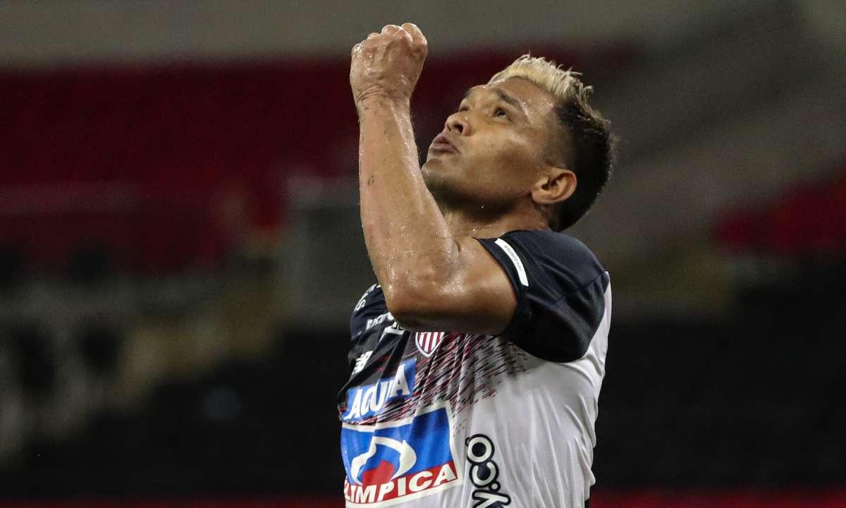 'Teo is back' Junior confirmó tiempo de suspensión del delantero