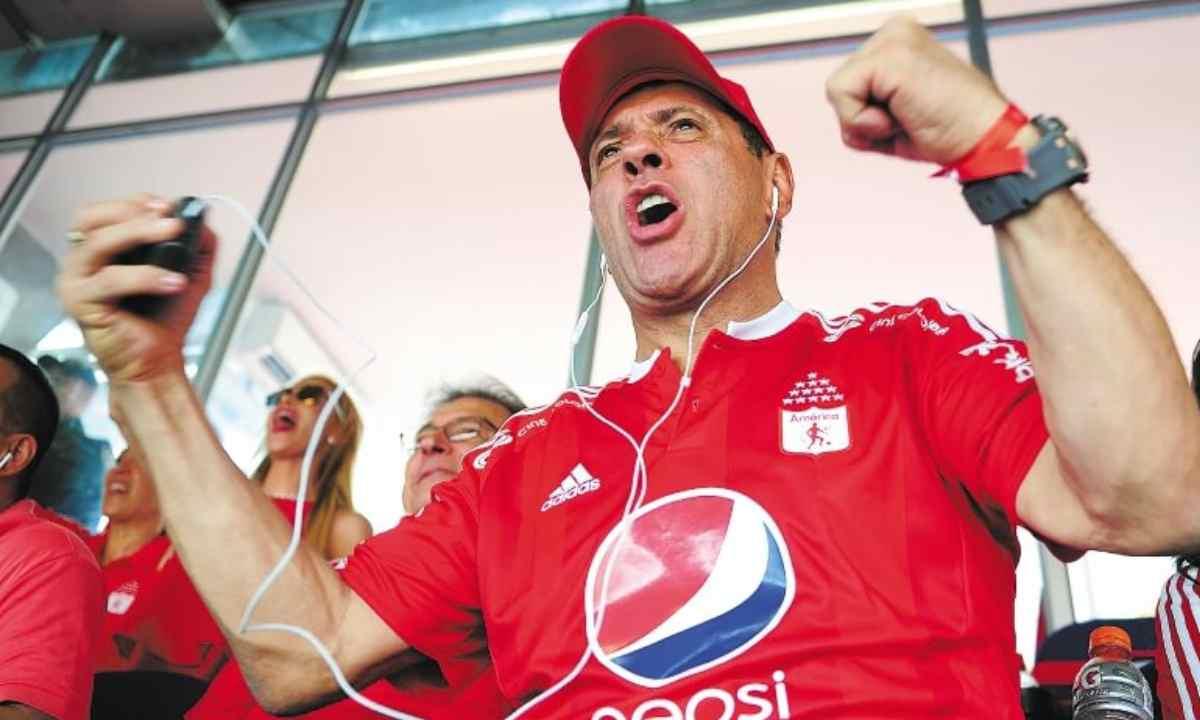 Tulio Gómez Para el 2027 tenemos que tener la primera Libertadores