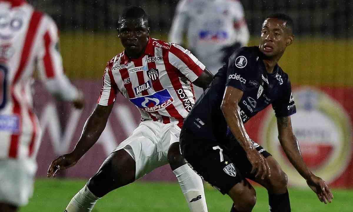 Un equipo mexicano va a la carga por Germán Mera de Junior