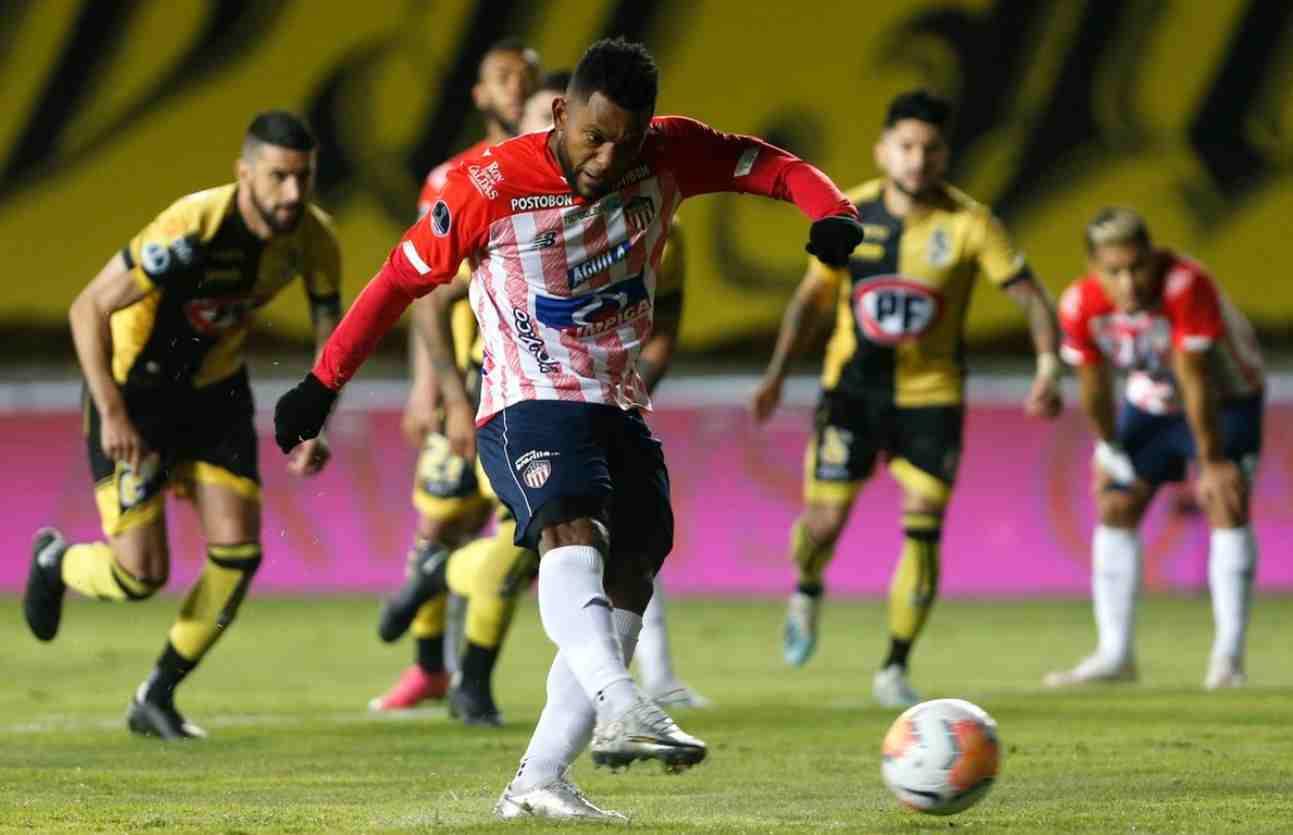 Una buena y otra mala para el Junior con el VAR vs. Coquimbo