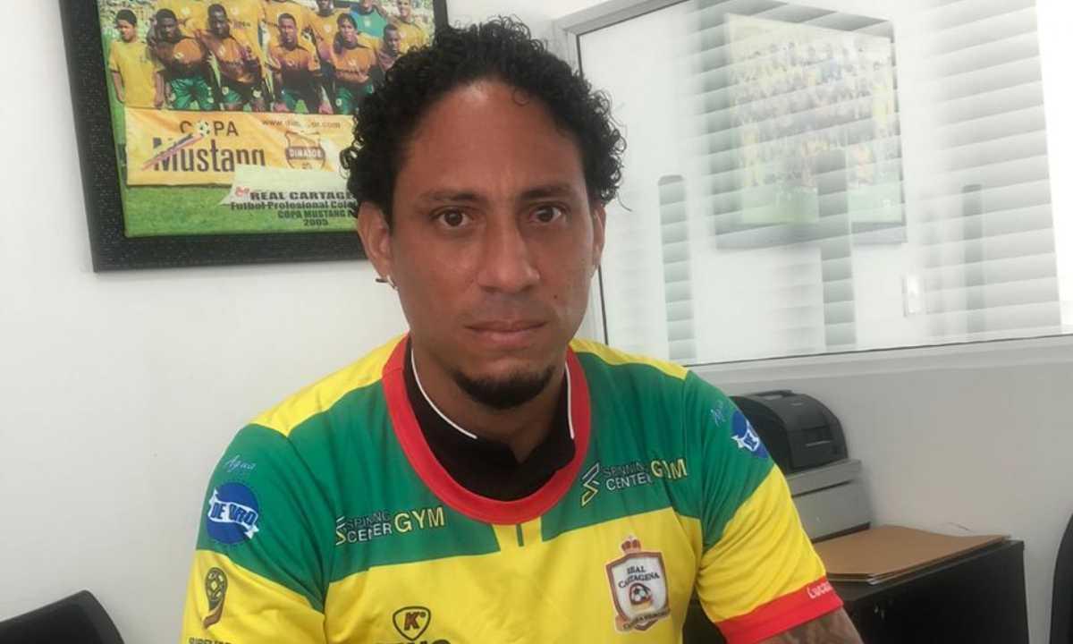 Una promesa que nunca se cumplió Juan Pablo Pino regresó al FPC
