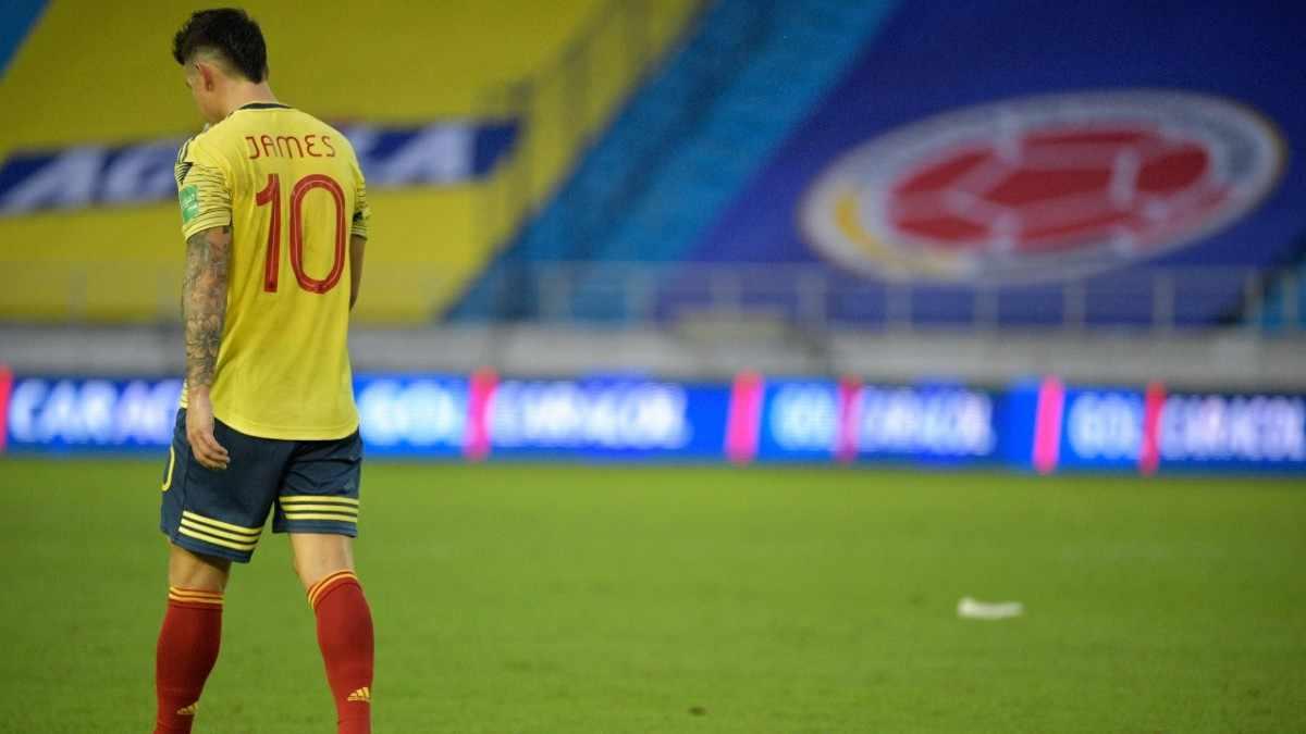 ¿Y James? Prefiere otro 10 para la Selección Colombia