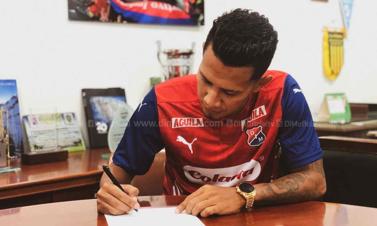 Ya es oficial salió el Junior y es nuevo jugador de Independiente Medellín