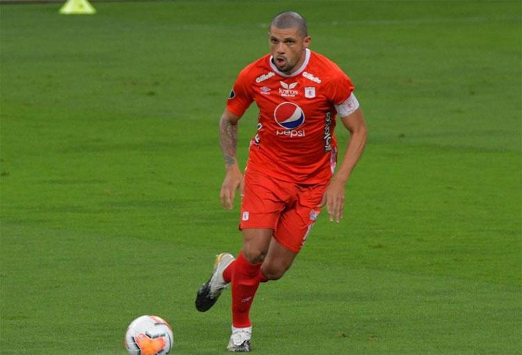 ¿Juan Pablo Segovia sale de América de Cali hacia otro equipo colombiano?