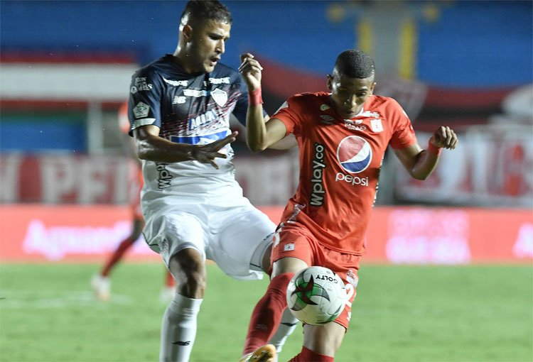América de Cali y la primera opción que dejó pasar de asegurarse en Copa Libertadores 2021