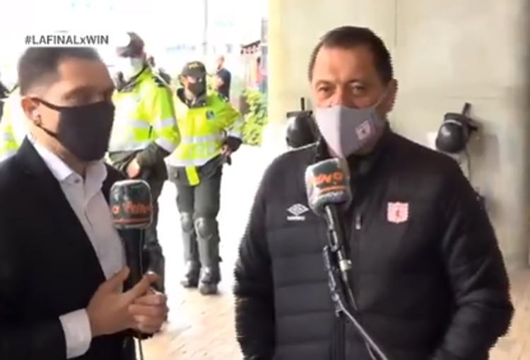 América de Cali: en la previa de la final, Tulio Gómez confirma un fichaje