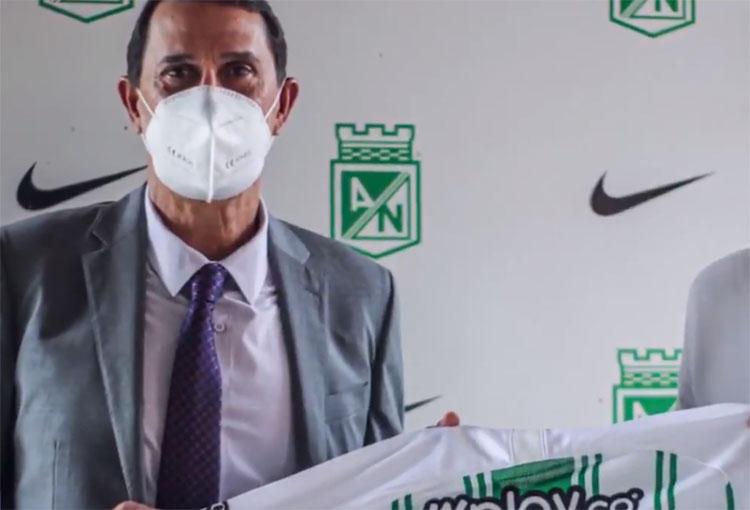 Caras nuevas en Atlético Nacional 2021 para que Alexandre Guimaraes decida