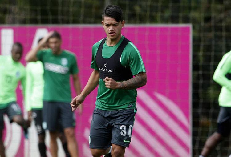 Atlético Nacional y la decisión con Ronaldo Lucena
