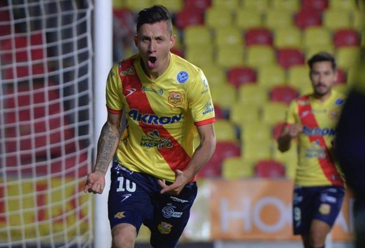 ¿Quién es el delantero con más de 100 goles en México que llega a Deportes Tolima?