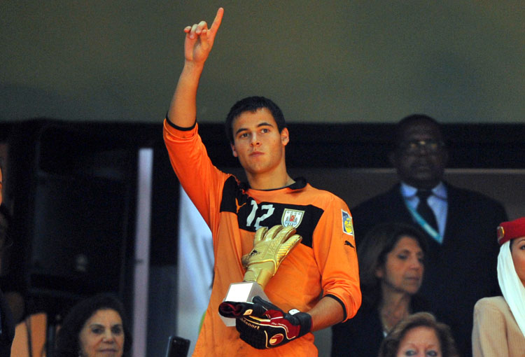Deportivo Cali: ¿Arquero uruguayo para reemplazar a David González?