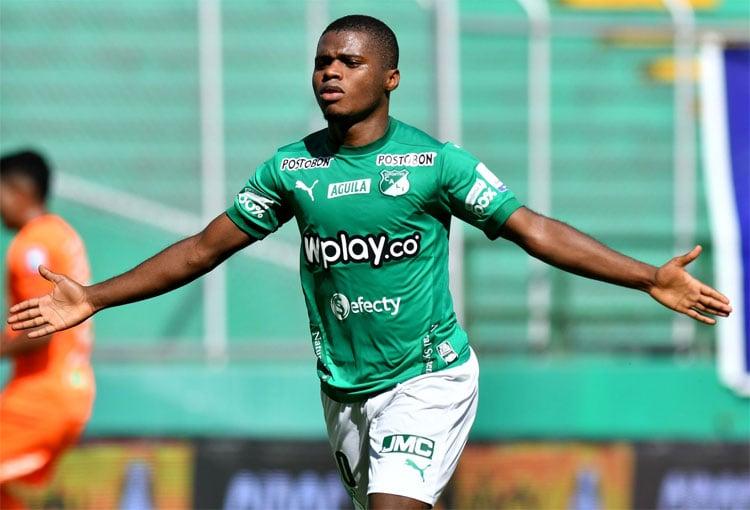 Deportivo Cali y la inminente salida de Déiber Caicedo