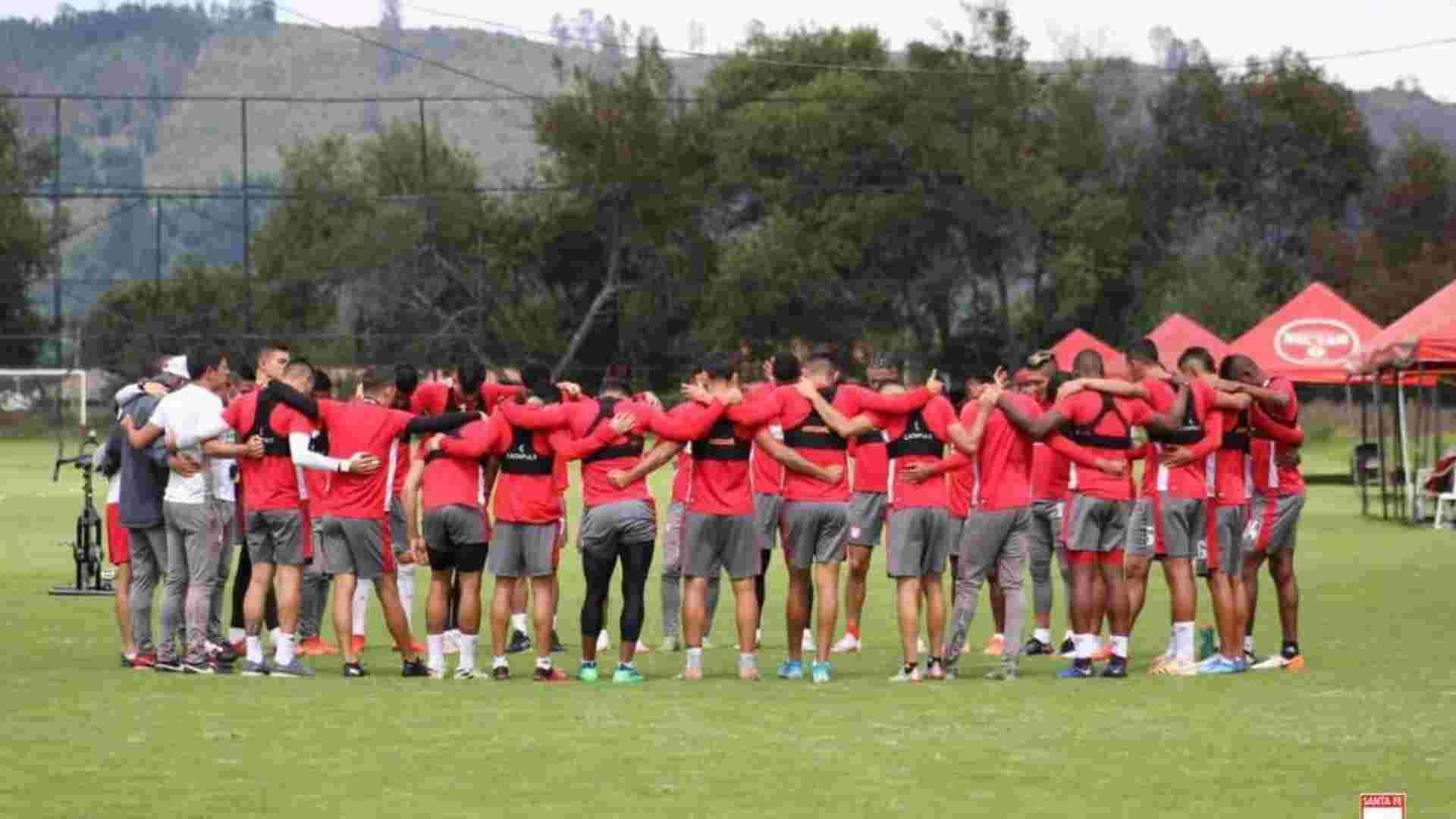 Independiente Santa Fe buscará sumar su décima estrella cuando enfrente esta tarde a América de Cali por el partido de ida de la final de la Liga BetPlay 2020.
