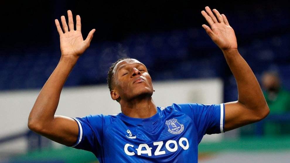 Siguen los elogios para Yerry Mina tras gol con el Everton