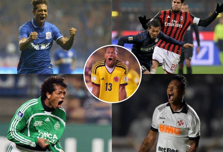 Los mejores goles de Fredy Guarín
