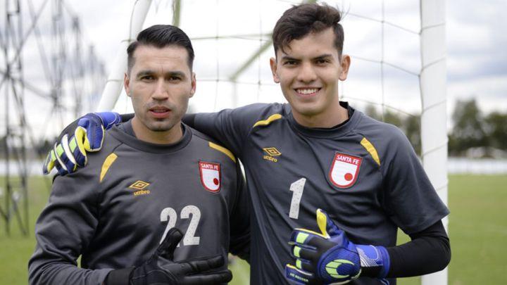El portero que busca Independiente Santa Fe para el 2021