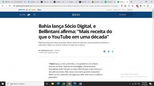 Bahía y su modelo digital