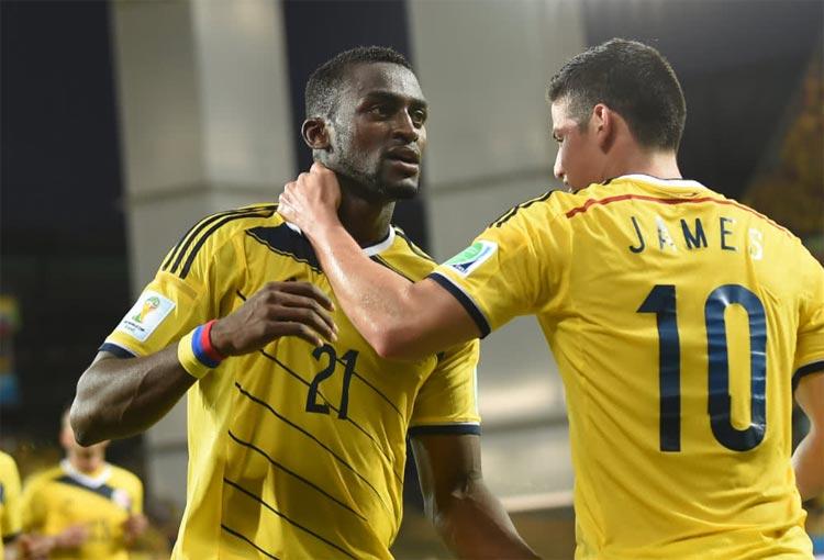 Selección Colombia, Jackson Martínez y los otros mundialistas del 2014 que se retiraron