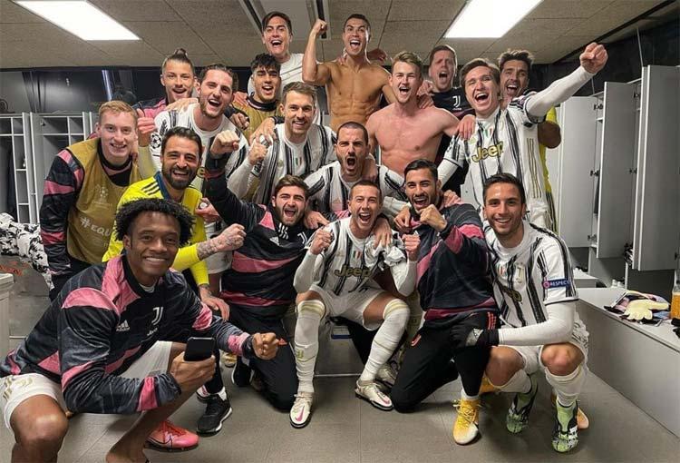 """Cristiano Ronaldo y el mensaje tras el triunfo de Juventus en Barcelona: """"Jugando así…"""""""