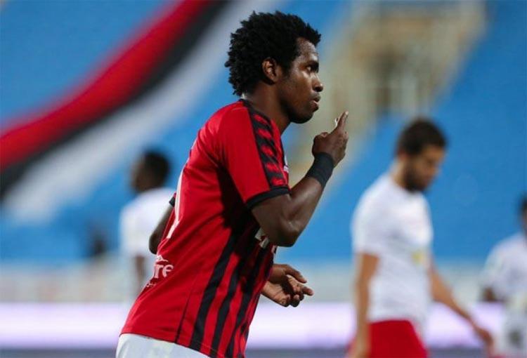 ¿Cómo le fue a Marco Pérez en el fútbol árabe?