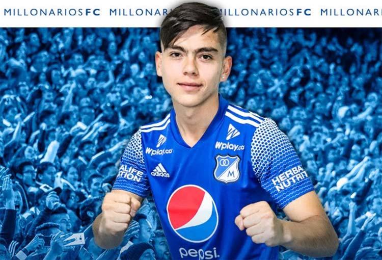 ¿Quién es Daniel Ruiz, fichaje confirmado por Millonarios?