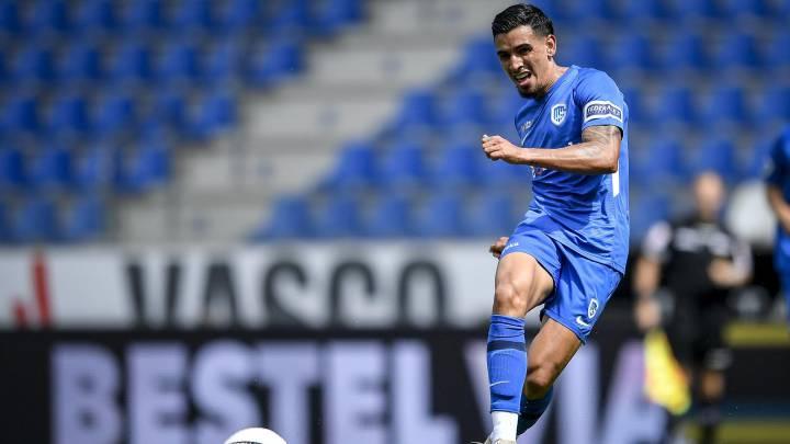 Daniel Muñoz, dentro del equipo de la semana de la liga belga