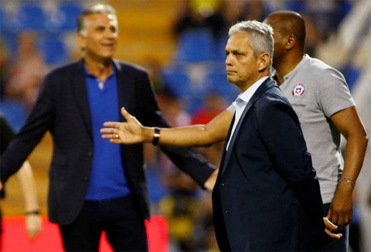 ¿Reemplazo para Reinaldo Rueda en la Selección de Chile?