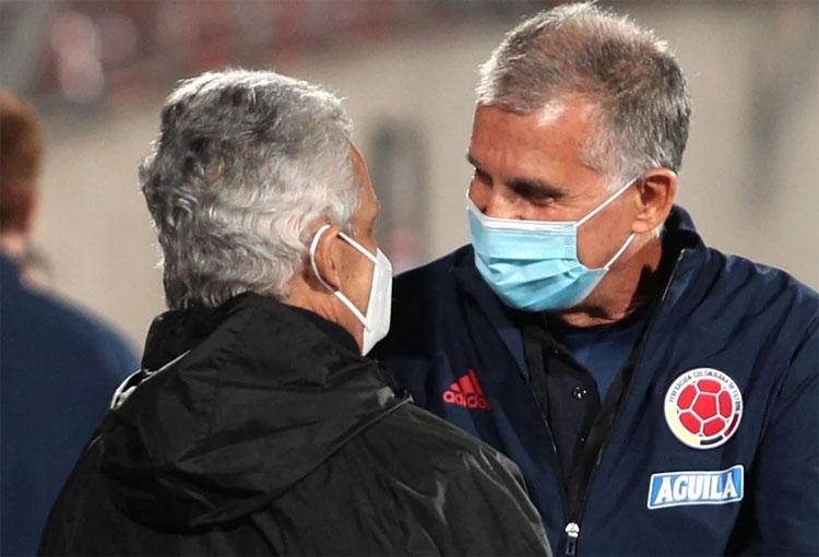 """Reinaldo Rueda, la Selección Colombia y el """"estamos dispuestos a conversar con él, pero…"""""""
