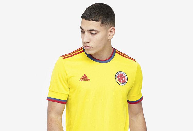 ¿La nueva camiseta de la Selección Colombia?