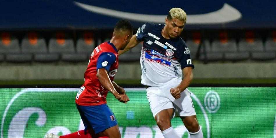 ¡Todo listo para la revancha! Formaciones titulares de Junior y Medellín en la Liga BetPlay