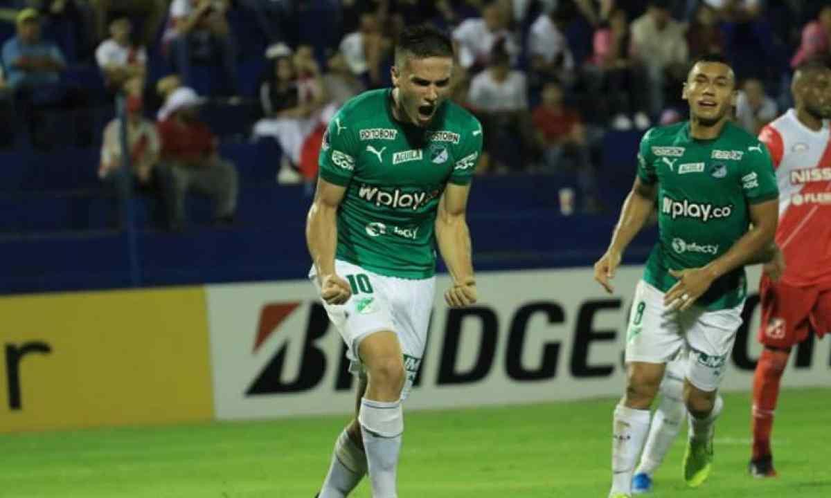 ¿Cuánto pide el Deportivo Cali por el pase de Agustín Palavecino