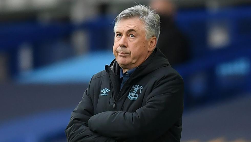 """""""Este equipo fue perezoso y no tuvo espíritu"""": Ancelotti tras derrota de Everton"""