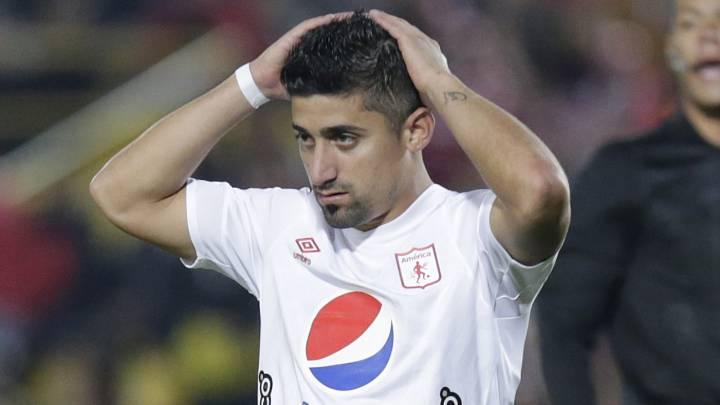 """""""Matías Pisano no vuelve al América de Cali ni jugando gratis"""": Tulio Gómez"""