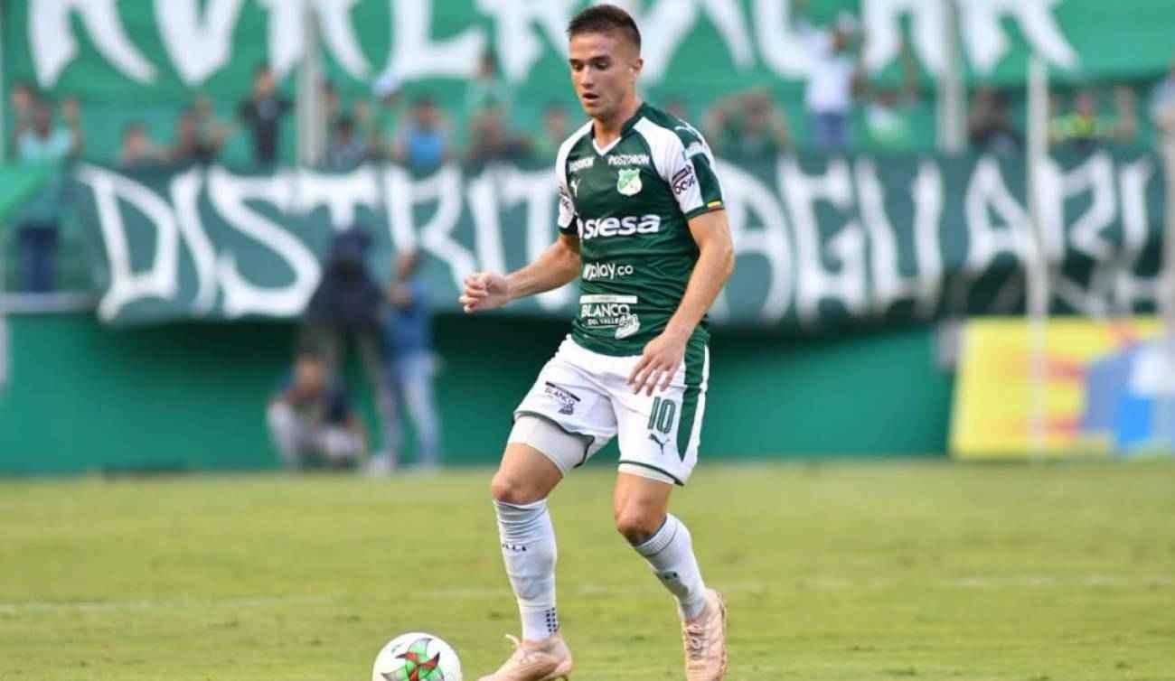 Agustín Palavecino, en el radar de dos campeones de Copa Libertadores
