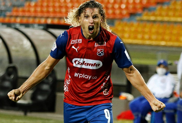 Agustín Vuletich, Deportivo Independiente Medellín 2-1 Patriotas Boyacá, Liga BetPlay 2021-I