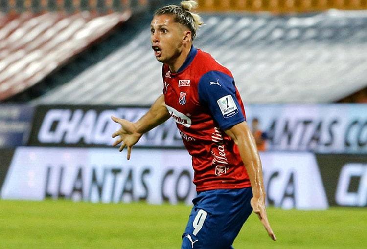 Agustín Vuletich, Deportivo Independiente Medellín, DIM, Deportes Quindío, Copa BetPlay 2020