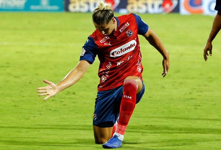 Agustín Vuletich, Deportivo Independiente Medellín, DIM, Patriotas Boyacá, Liga BetPlay 2021-I