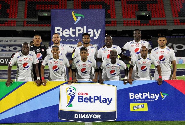 América de Cali, Copa BetPlay 2020, Copa Colombia