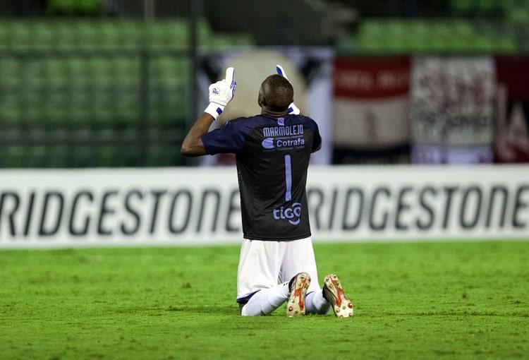 Andrés Mosquera Marmolejo, DIM, Deportivo Independiente Medellín, Liga BetPlay 2021-I, Atlético Bucaramanga