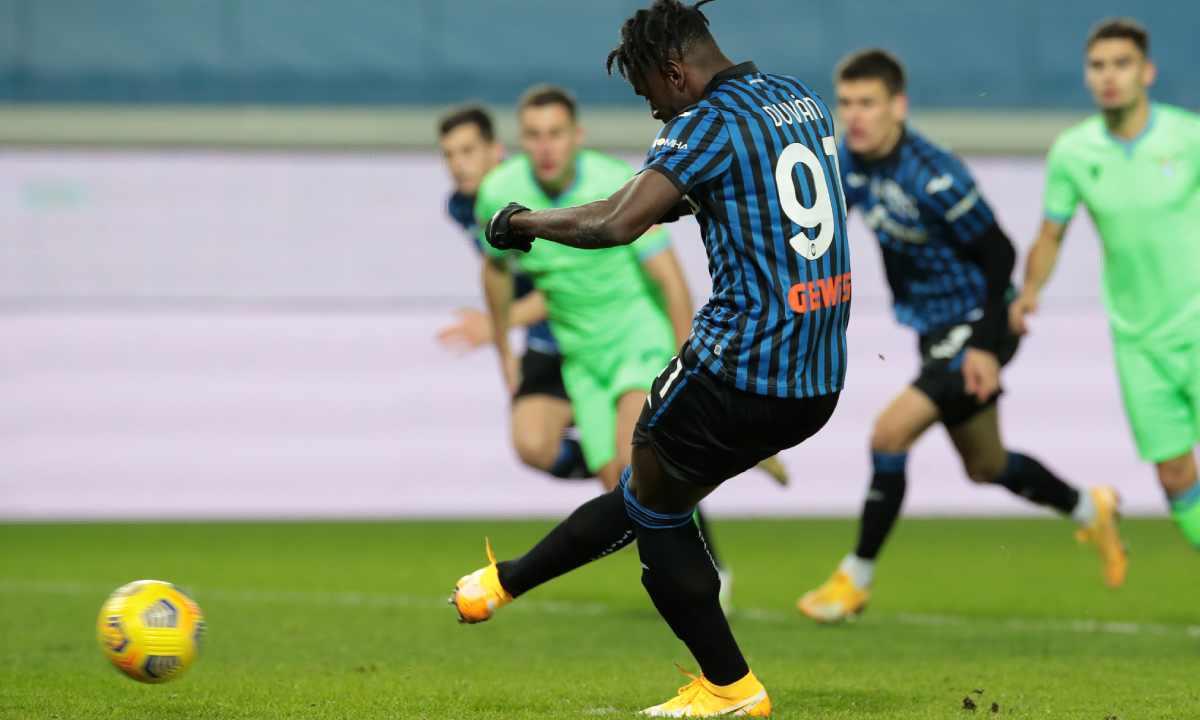 Asistencia de Muriel, Zapata erró penal y Atalanta avanzó a semifinales de Copa Italia