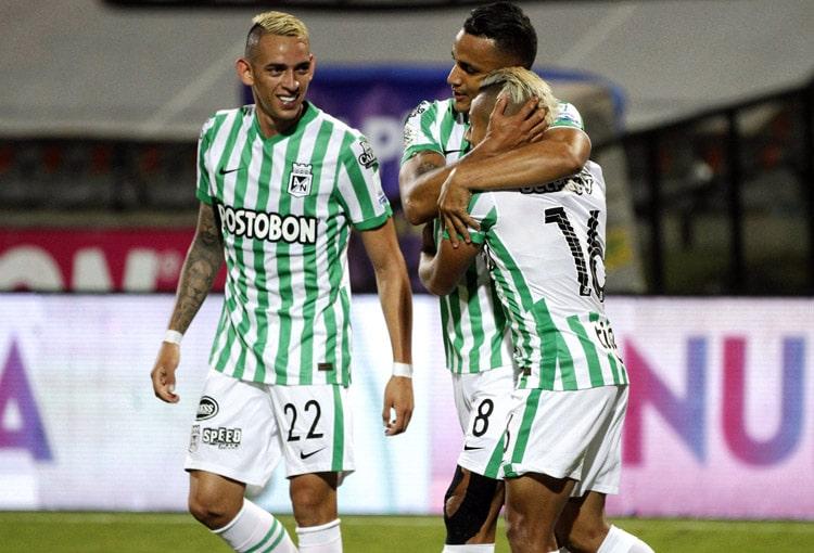 Atlético Nacional, Deportivo Pereira, Liga BetPlay 2021-I